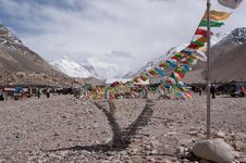 Free Mount Everest Stock Photography - 15308302