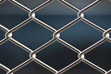 Free Metallic Net Stock Image - 15308721
