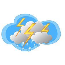 Free Storm Stock Image - 15309231