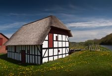 Free Watermill In Summertime Royalty Free Stock Image - 15309846