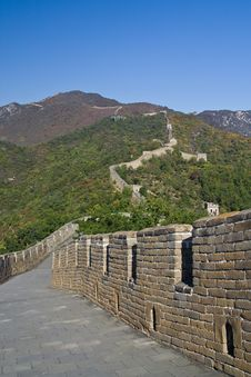 Free The Great Wall Stock Photo - 15309910