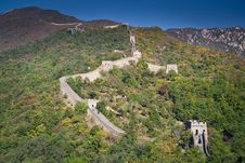 Free Great Wall Royalty Free Stock Image - 15309916