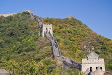 Free The Great Wall Stock Photography - 15309922