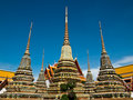 Free Small Stupa At Wat Pho Stock Photo - 15314480