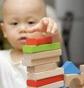 Free Wooden Toy Blocks Royalty Free Stock Photos - 15315538