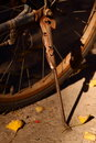 Free Old Rusty Bike Stock Images - 15317664