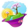 Free Spring Season Royalty Free Stock Images - 15318299