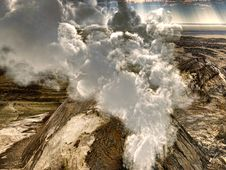 Free Volcanic Eruptions Royalty Free Stock Photo - 15310745
