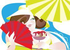 Free Ice-cream Royalty Free Stock Image - 15312926