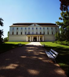 Free Hradec Nad Moravici Palace Stock Image - 15313101