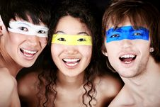 Free Laughing Friends Stock Photos - 15313973