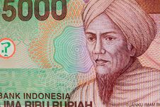 Free Vinatge Indonesian Currency Royalty Free Stock Photos - 15314548