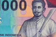 Free Vinatge Indonesian Currency Royalty Free Stock Images - 15314569