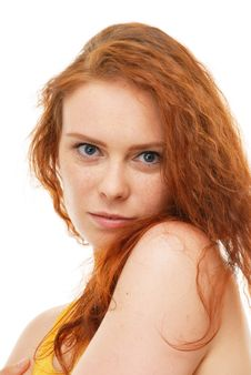 Free Young Woman Royalty Free Stock Photos - 15316978