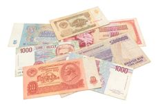 Free Obsolete Money Isolated Stock Image - 15317141