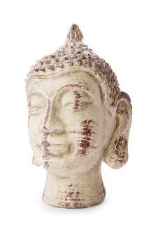 Free Buddha Head Stock Image - 15317671