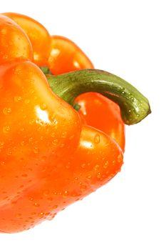Free Orange Pepper Stock Photo - 15317940