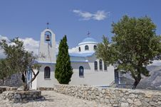 Free Greek Orthodox Church Stock Photography - 15318082