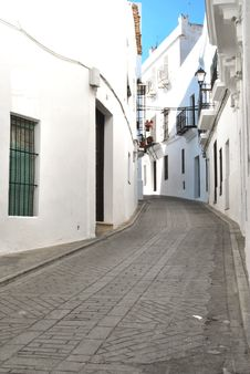 Free Vejer De La Frontera - Spain Stock Photos - 15318983