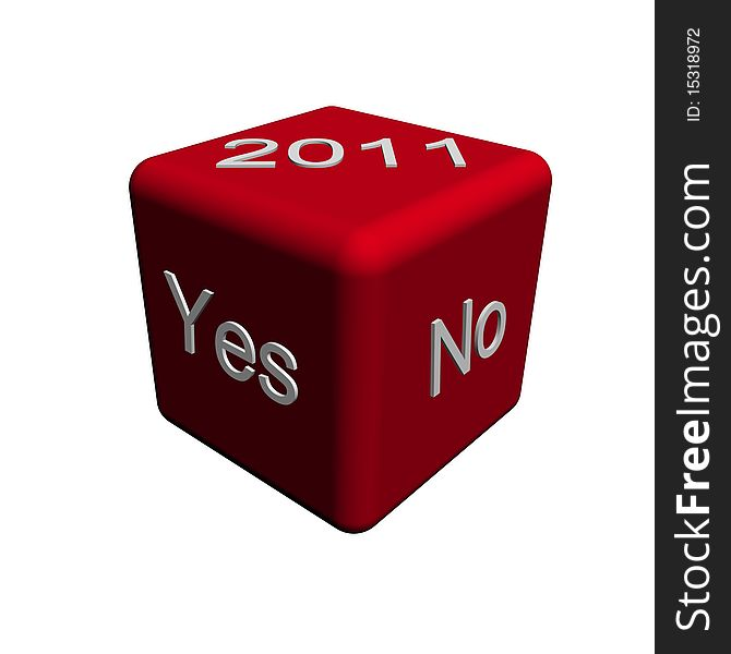 2011 yes no dice