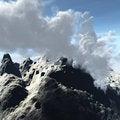 Free Volcanic Eruption Royalty Free Stock Image - 15325036
