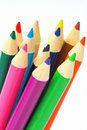 Free Color Pencil Royalty Free Stock Image - 15325666