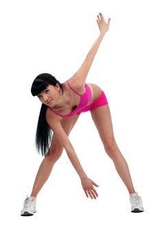 Free Gymnastic Royalty Free Stock Photos - 15320508