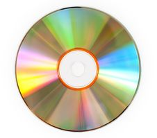 Free CD Stock Photography - 15321292