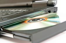 Free CD-ROM Royalty Free Stock Photography - 15321297