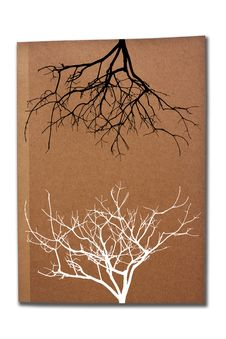 Free Tree Shadows On The Book Cover Stock Image - 15321451