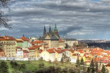 Free Prague Colored Royalty Free Stock Photography - 15322277