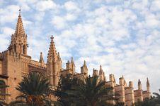 Free Palma Cathedral Stock Image - 15322451