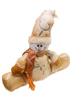 Free Snowman Toy Stock Images - 15323124