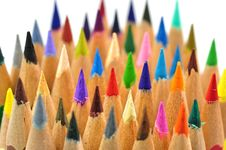 Free Color Pencil Royalty Free Stock Images - 15323599