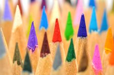 Free Color Pencil Stock Photo - 15323630