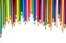 Free Color Pencil Royalty Free Stock Photos - 15323788