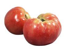 Free Two Tomato Royalty Free Stock Image - 15323896
