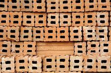 Free Pieces Of Brick Royalty Free Stock Photo - 15324315