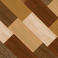 Free Multicolored Parquet Board Royalty Free Stock Photo - 15324425