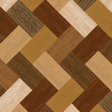 Free Multicolored Parquet Royalty Free Stock Image - 15324436