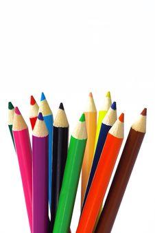 Free Color Pencil Stock Photos - 15325613