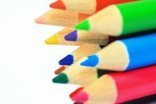 Free Color Pencil Royalty Free Stock Photos - 15325698