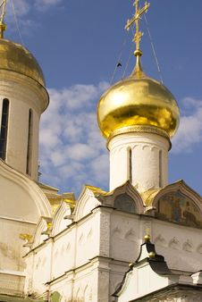 Free Russian Church Stock Images - 15326114