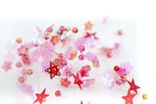 Free Red Stars Stock Photography - 15327202