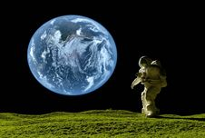 Free Astronaut Stock Photo - 15327580