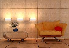 Free Interior Of Room Stock Image - 15327591