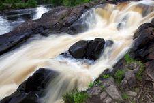 Free Stream Waterfall Stock Photo - 15327730