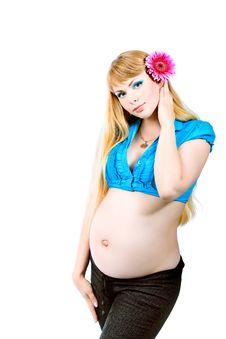 Free Awaiting Baby Stock Photo - 15328720