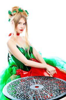 Free Gorgeous Woman Royalty Free Stock Photo - 15329205