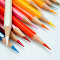 Free Color Pencil Royalty Free Stock Images - 15331209